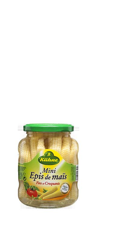 Mini Epis de maïs
