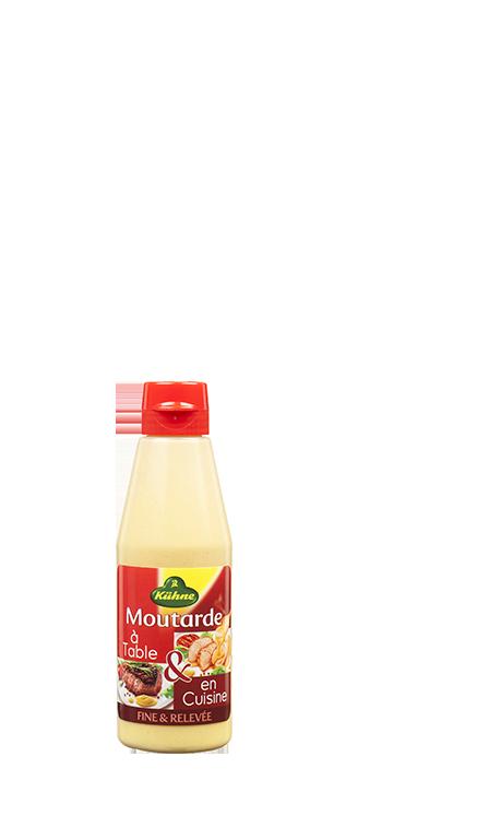 Moutarde à Table & en Cuisine