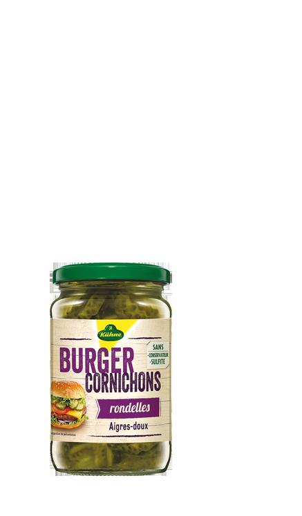 CORNICHONS BURGER
